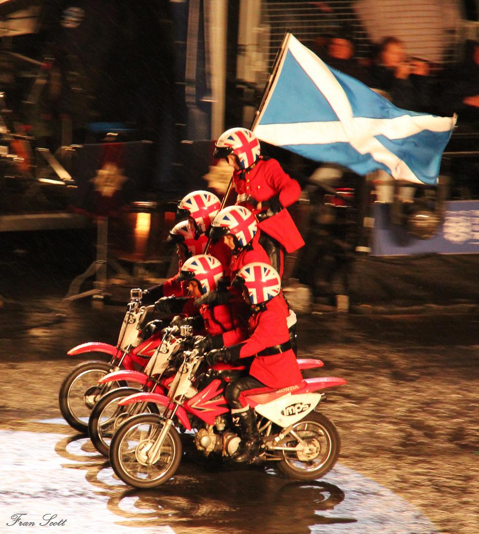 Experience my Scotland LVIII: Scotland the Brave