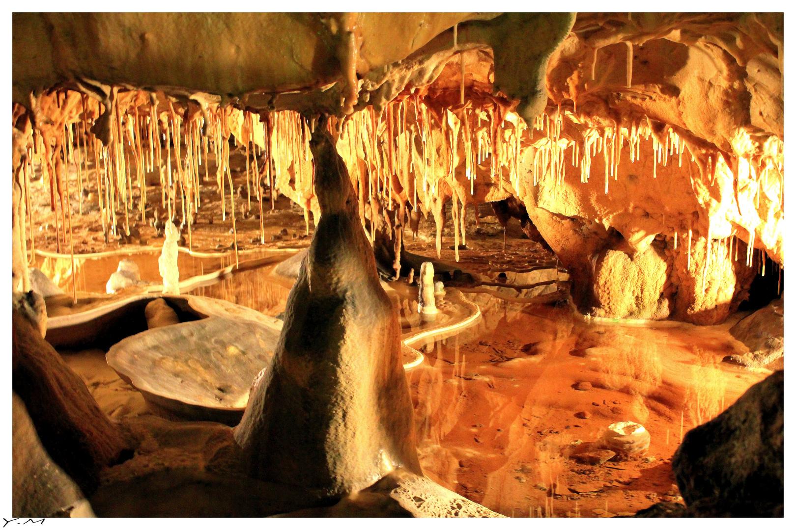 Expérience souterraine