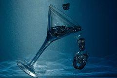 Experiment Wasserglas ll