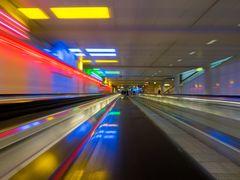 Experimente am Flughafen München