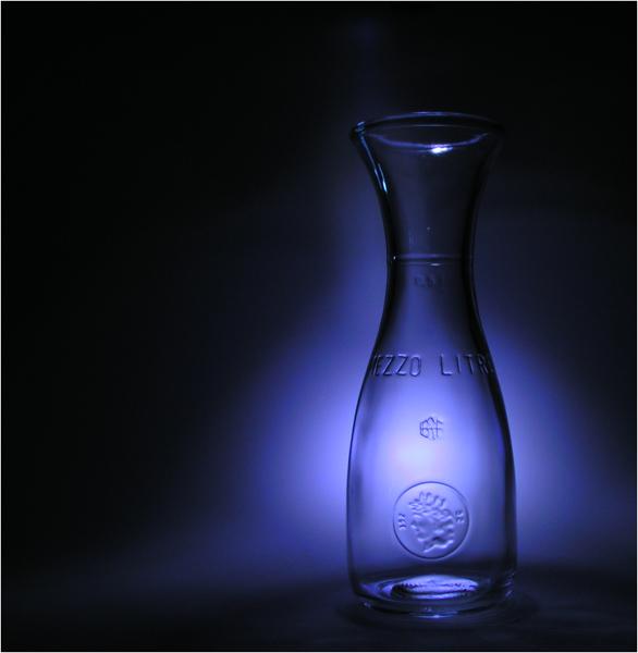 Experimente mit einer Flasche II