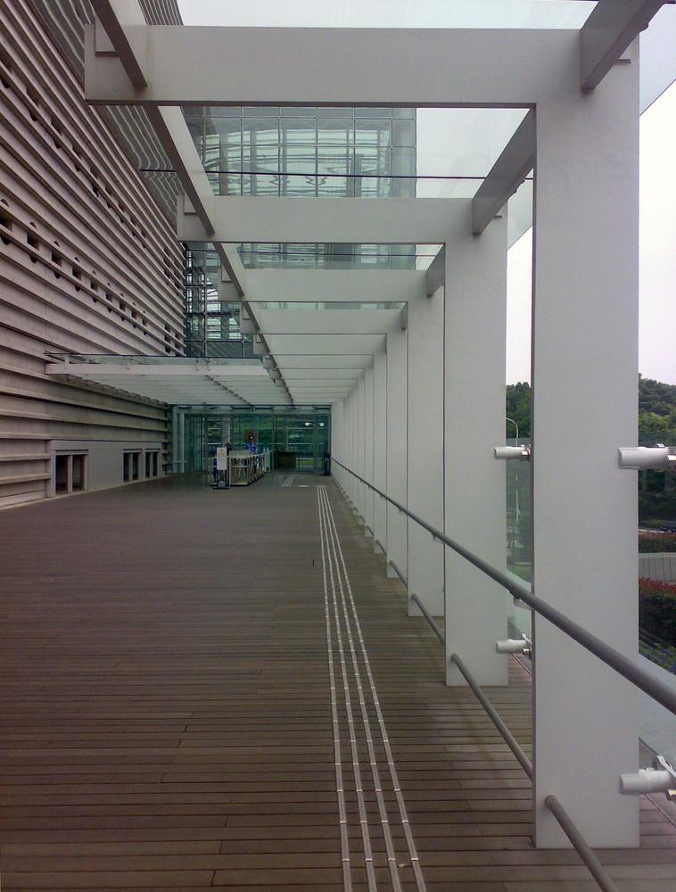Exploring National Art Center Tokyo