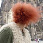 Explosion vor dem Kölner Dom