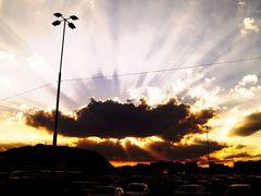 - explosive clouds -