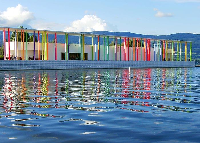 Expo 02 in der Schweiz