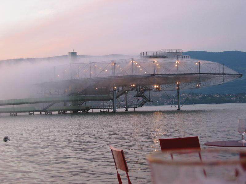 Expo 2002 Die Wolke