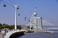 Expo-Gelände Lissabon