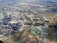 Expo-Gelände Shanghai