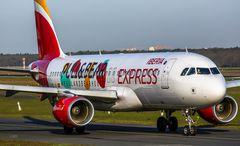 Express nach Barajas