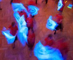 Expressionismus beim Tanzsportfoto