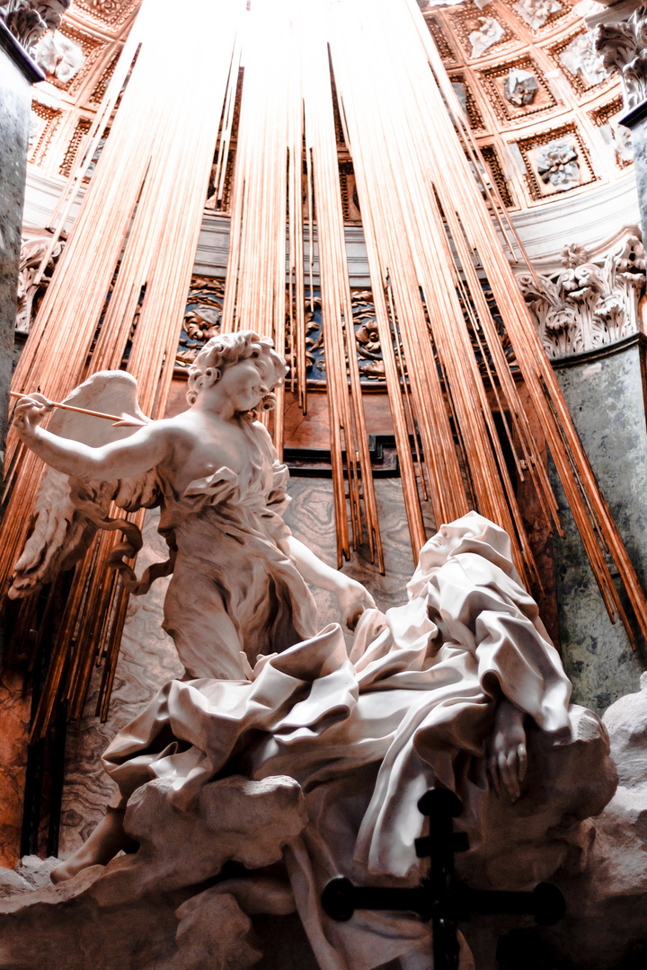 Extasis de Santa Teresa