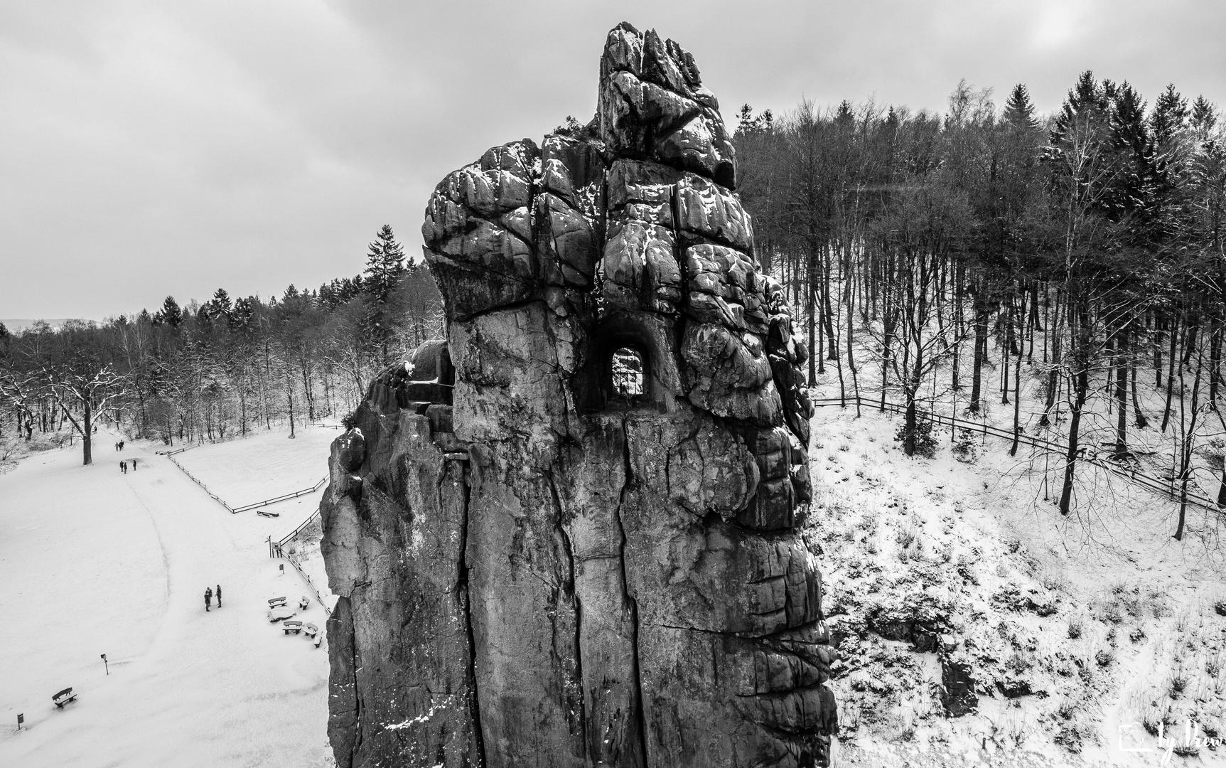 Externsteine - Bad Meinberg