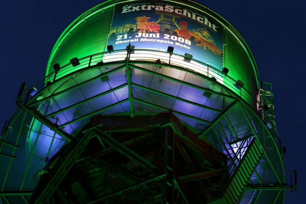 Extraschicht 2008 Jahrhunderthalle Bochum