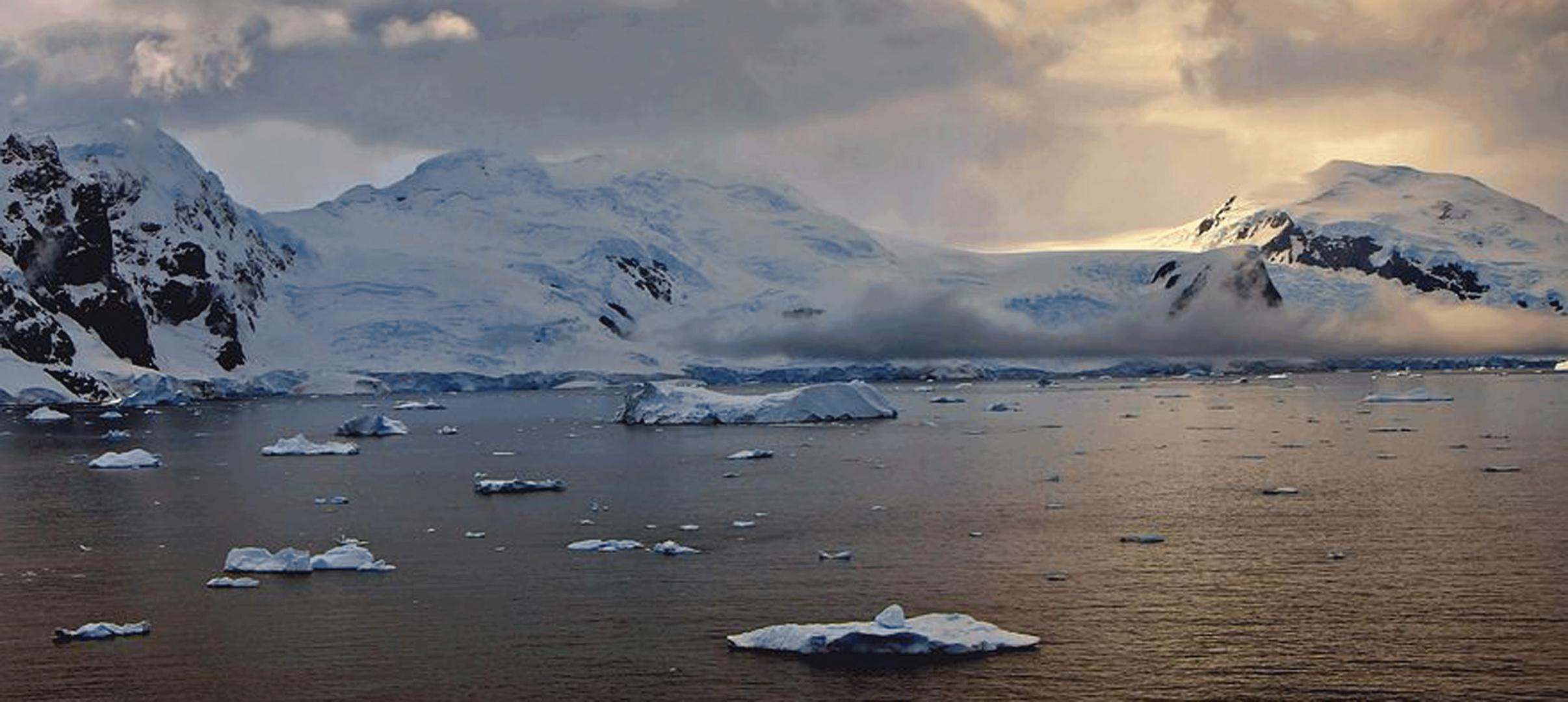 Extrem -Foto - Impressions of Antartica -Motiv vom weltenbummler