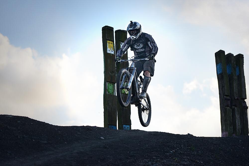 Extreme Biking....