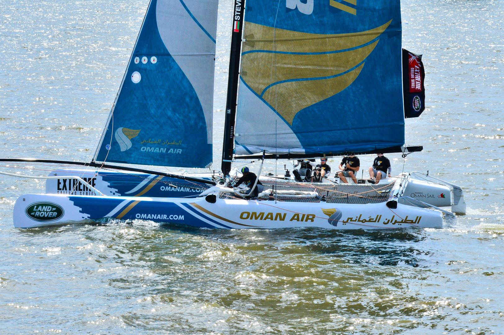 Extreme Sailing Series Bild 12