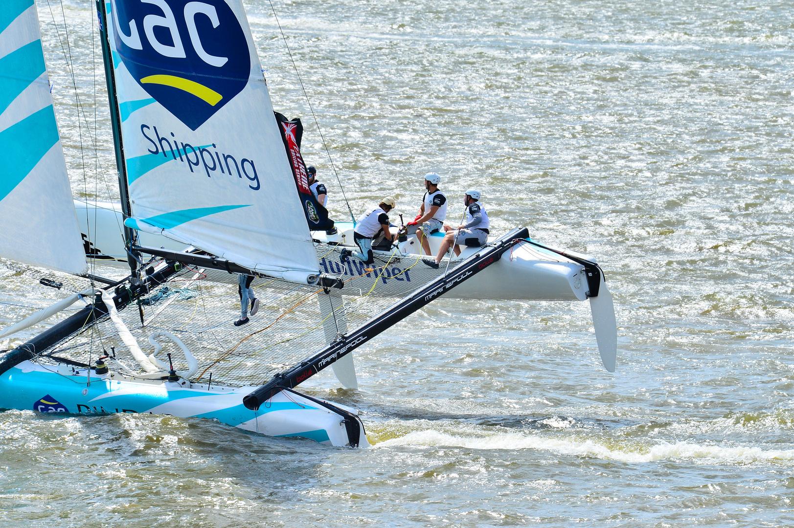 Extreme Sailing Series Bild 13