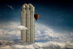 Extreme skyscraper.