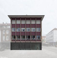 Exzerpt der Heilbreonner 50er Jahre Architektur