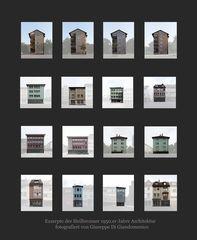 Exzerpt der Heilbronner 1950er Jahre Architektur