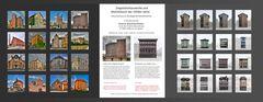 Exzerpte der Heilbronner Architektur mit Ausstellungsankundigung