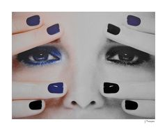 - eyes and nails -