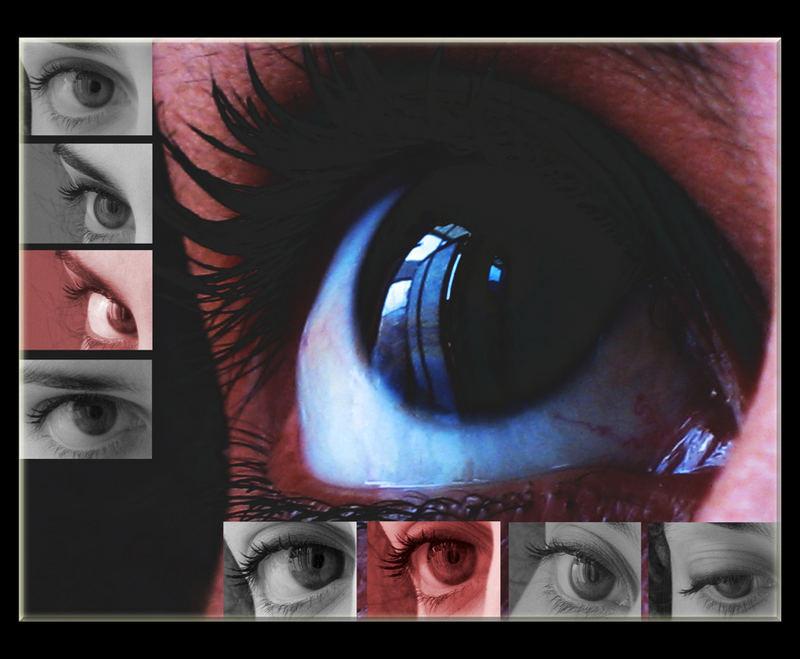 Eyes...the door of the soul.