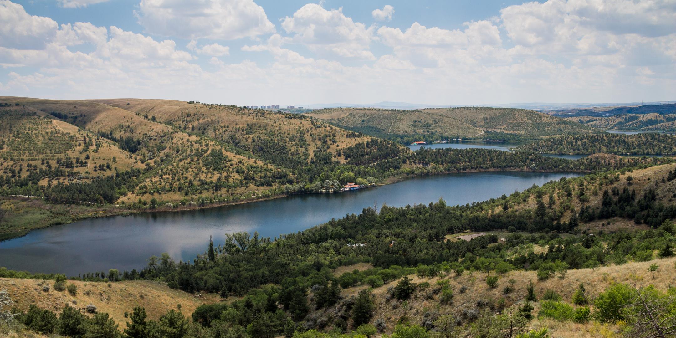 Eymir-See Ankara