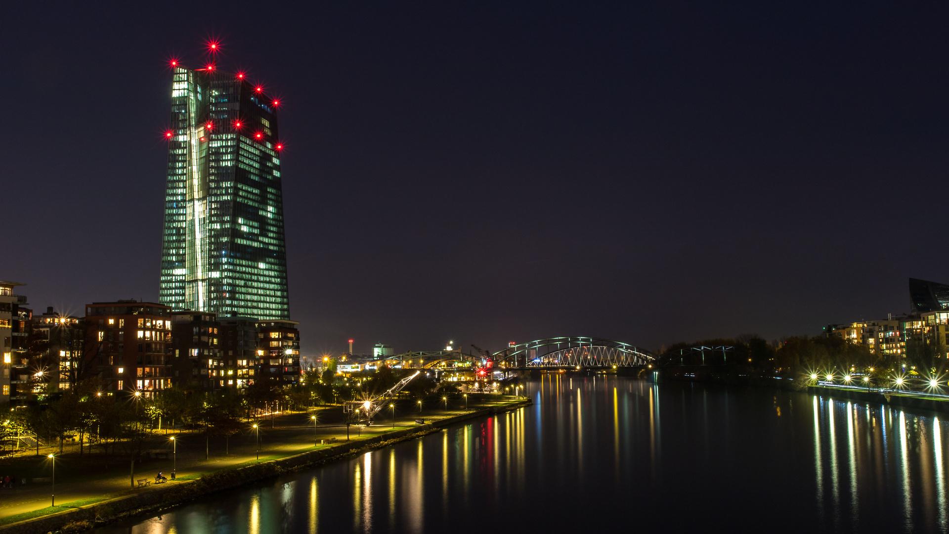 EZB Frankfurt/Main