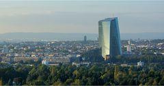 EZB Im Dunst