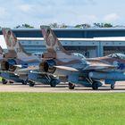"F-16 C/D ""Barak"" Startvorbereiteung"
