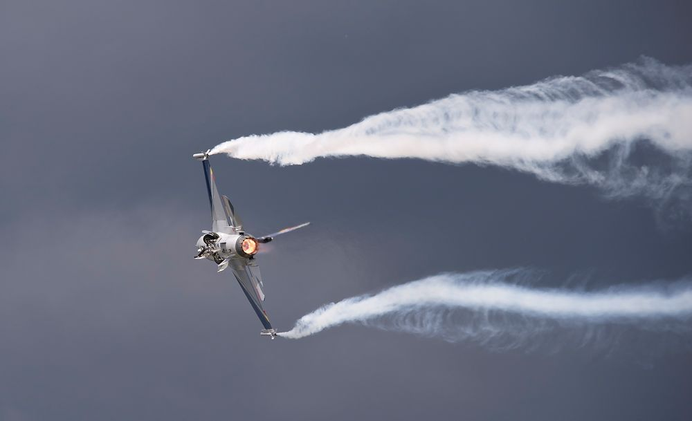 F-16 Demo-Team Belgien