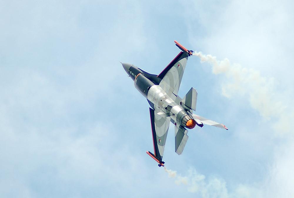 F-16 der RNLAF