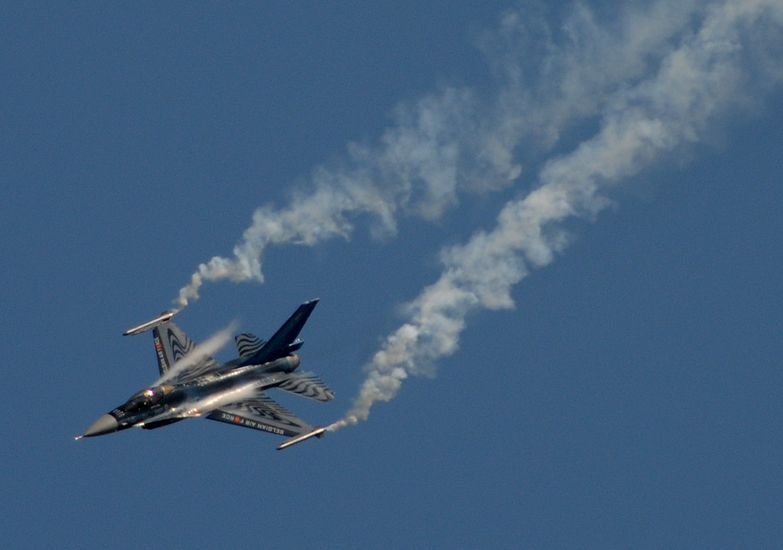 F 16 Fighting Falcon - Airpower 2011 Zeltweg
