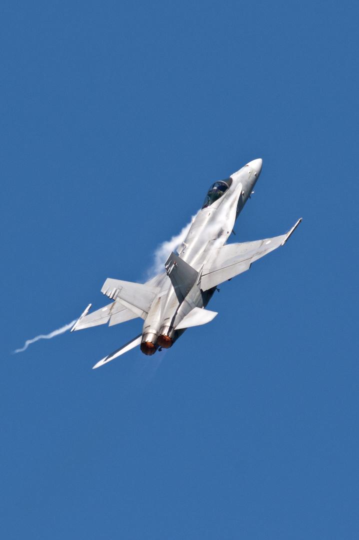 F-18 Hornet - Luchtmachtdagen Volkel 2013
