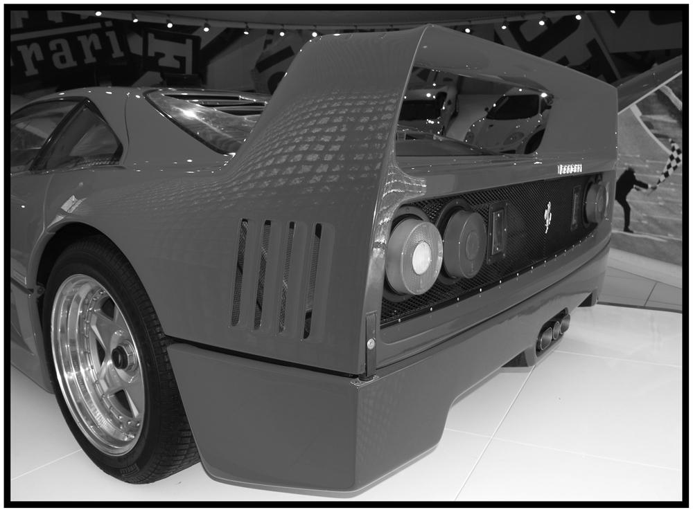 F-40 Galleria Ferrari