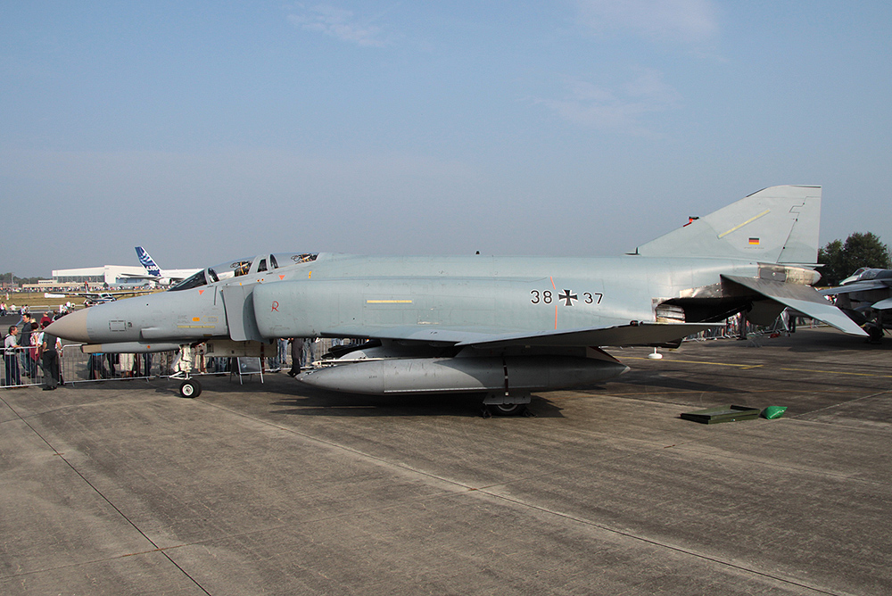 F-4F Phantom Luftwaffe 38+37
