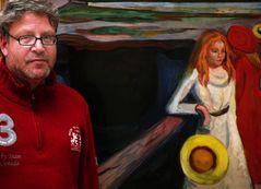 f. auf Munchs Brücke