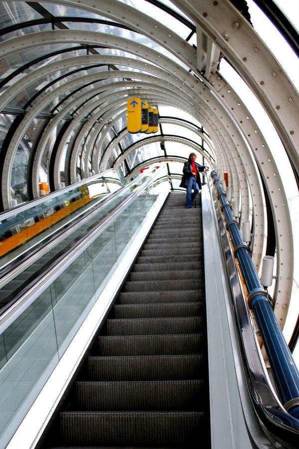 """F-Paris 039: """"Centre Pompidou"""" - Auf zu neunen Ufern"""