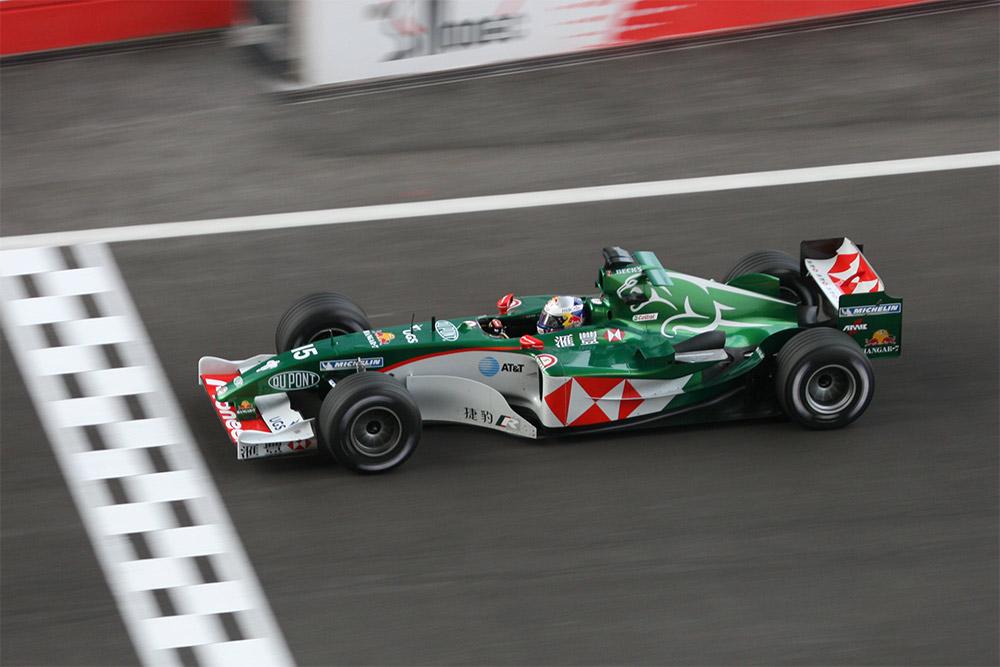F1 Shanghai 2004