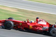 F1 Tests Hockenheim 02