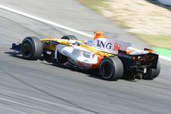 F1 Tests Hockenheim 03