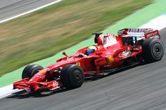 F1 Tests Hockenheim 04