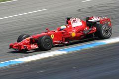 F1 Tests Hockenheim 08