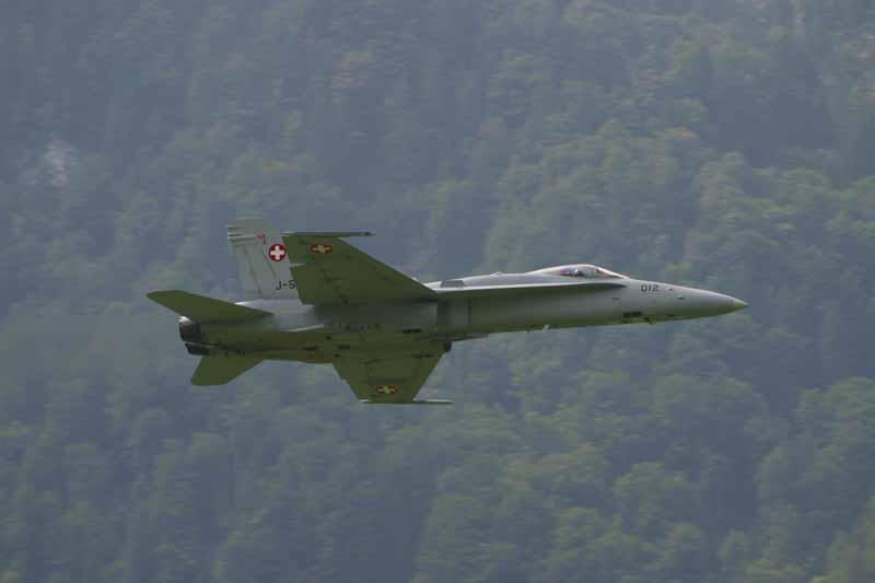 FA/18C Swiss Hornet