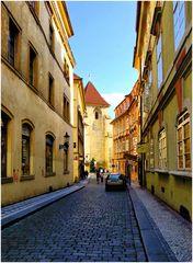 Façades de Prague