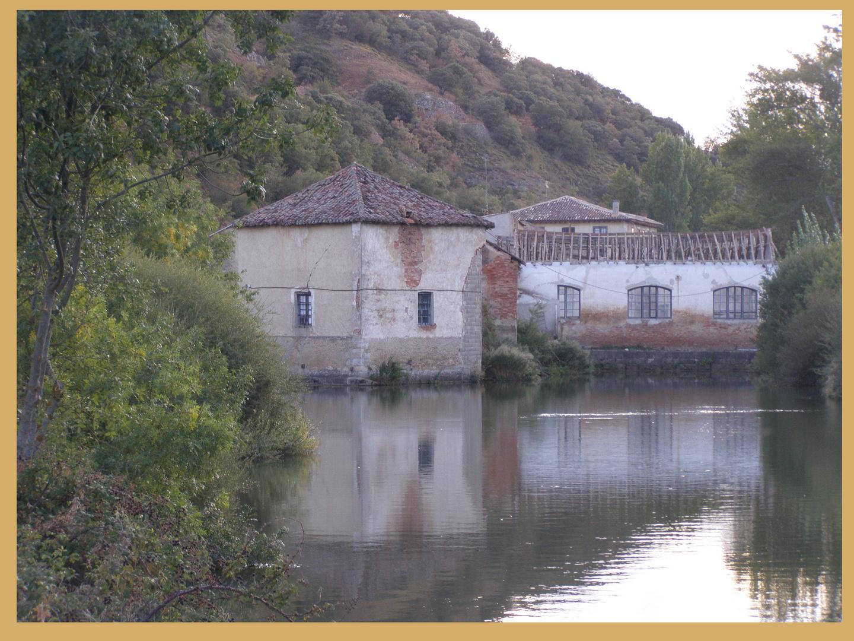Fabrica del Campo desde Nogales Alar del Rey