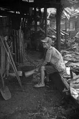 Fabricant de charbon de bois