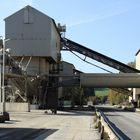 Fabrik vom Steinbruch an der Listertalperre