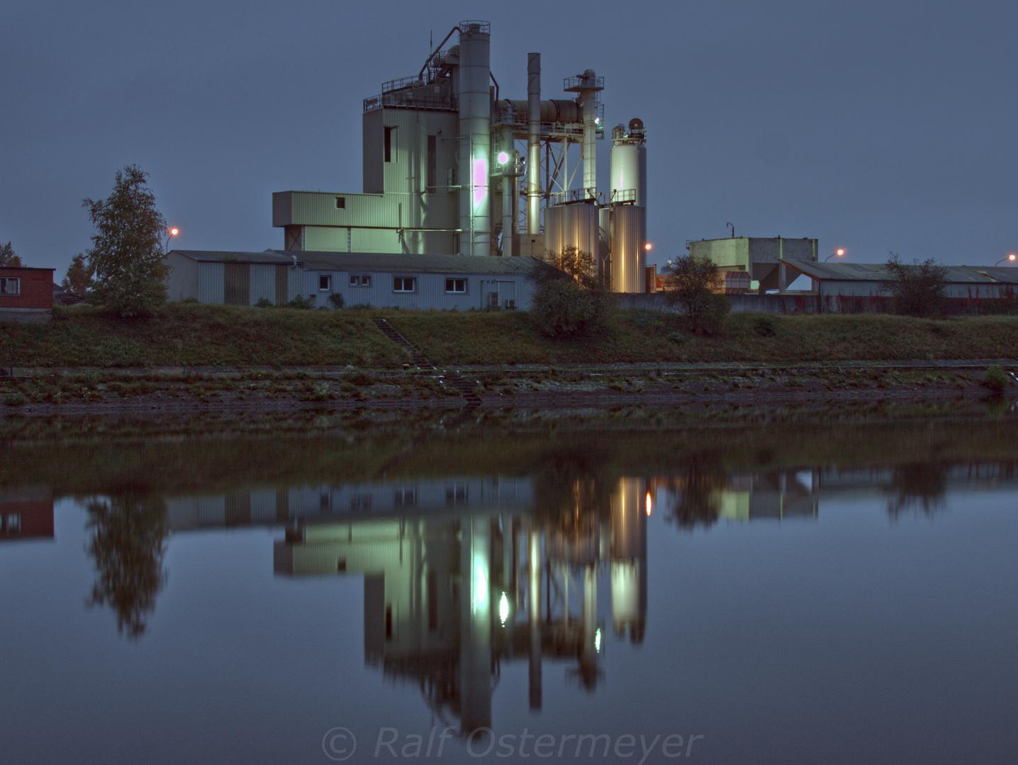 Fabrikation am Neckar